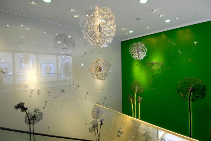 Dandelion by Cornelia Erdmann