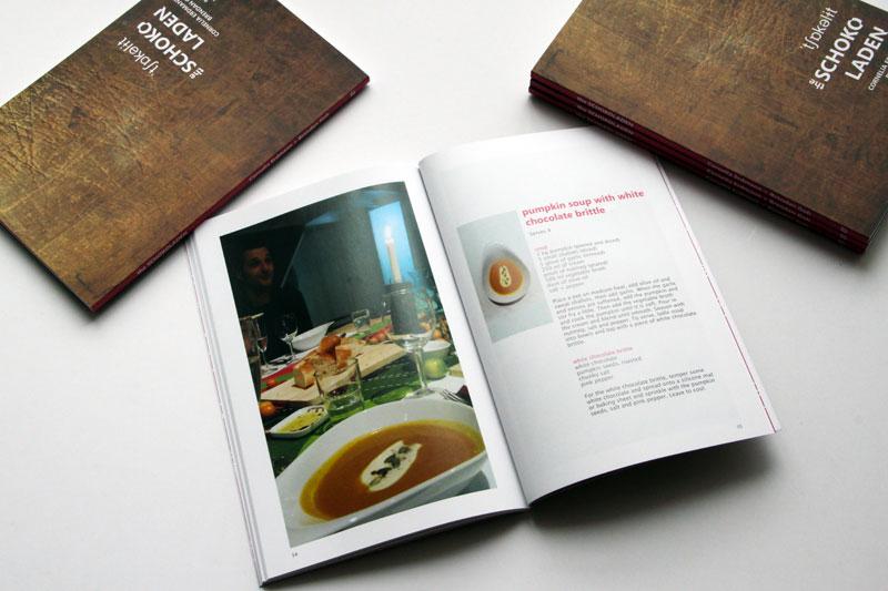 the Schokoladen by Cornelia Erdmann + Brendan Goh