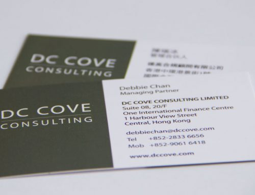 Corporate Branding and Business Card