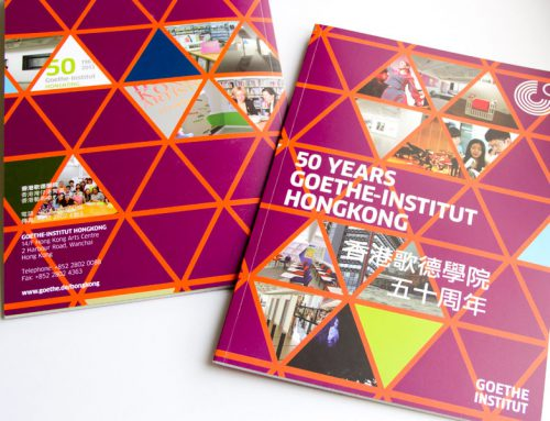 50 Years Goethe Institut Hongkong